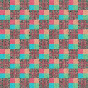 Poppy Weave Carpet Squares
