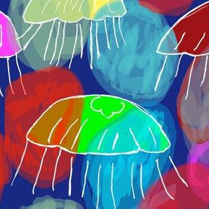 jellyfish by Iiris