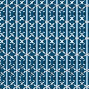 Simple Geometry_verticle wave