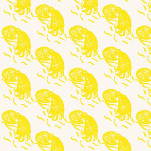 Yellow Octo Stroll