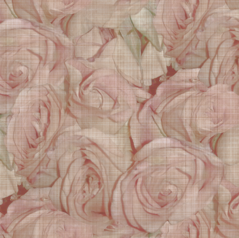 Linen Luxe ~ Mnemosyne's Roses