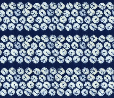 Shibori 6 fabric by jillbyers on Spoonflower - custom fabric