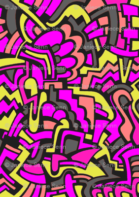 Pop in Pink
