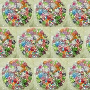 Fabric Garden Party-bright
