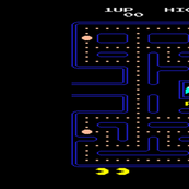 Pacman Retro Video Game