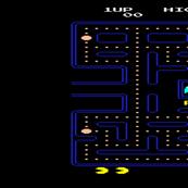 Pacman Retro Video Game