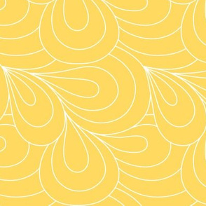 Paisley Quilt Me! Yellow