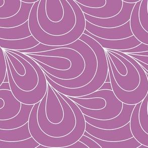 Paisley Quilt Me! Purple