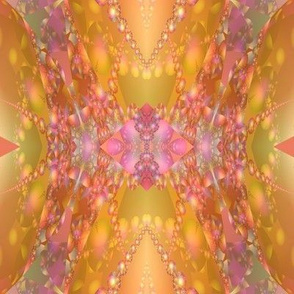 Mango Bubble Fractal © Gingezel™