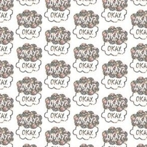 The Fault In Our Stars TFIOS Okay? Okay Floral