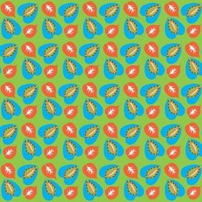 Lisa's rug #8 - Petite