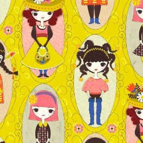 Vignette girls
