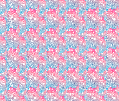 heart doodle  fabric by kostolom3000 on Spoonflower - custom fabric