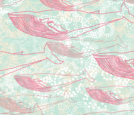 Travelers fabric by rubydoor on Spoonflower - custom fabric