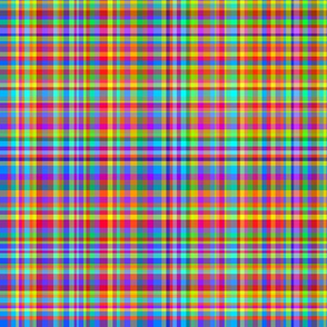 Multicolor Plaid