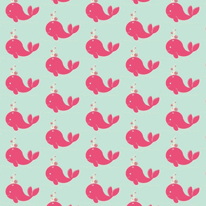 whale-ed