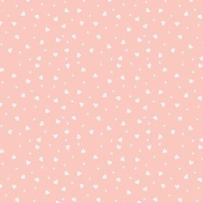 Candy Floss Hearts