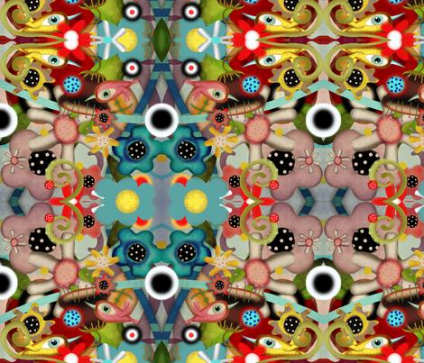 Explosive Simetry