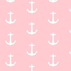 Anchor away! In pink!