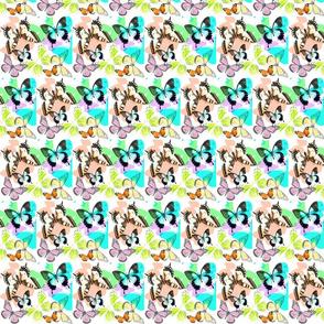 Pastel Butterflies 1