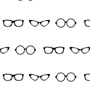 An assortment of Geeky Glasses