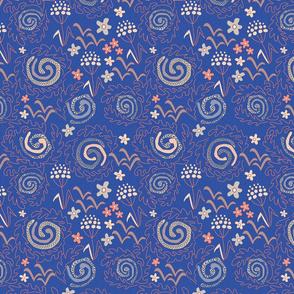 Meadow spirals 3