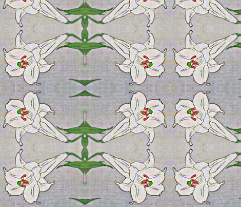 Lily 8 fabric by bananana on Spoonflower - custom fabric