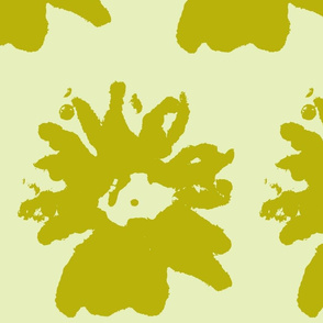Daisy Craisy green