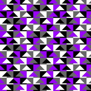 Ace Aware - Check / Triangles (Small Scale)