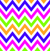 popsicle coordinate - chevron