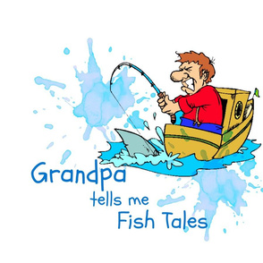 GRANDPAS FISH TALES