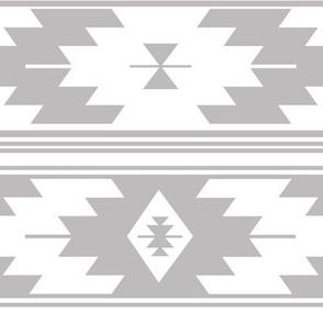 solid gray kilim