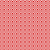 CHAPLIN MINI RED CHECKS