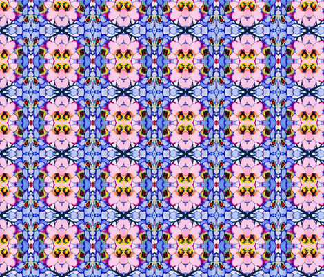 spring is in the air fabric by ancsa on Spoonflower - custom fabric