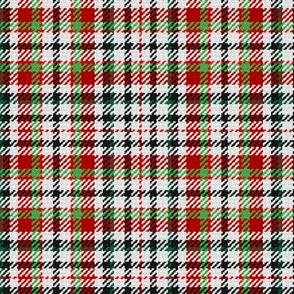 Red, Green, Black Plaid