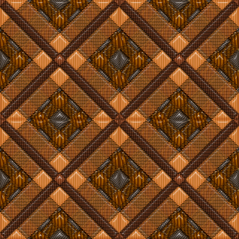 Plaid Wood