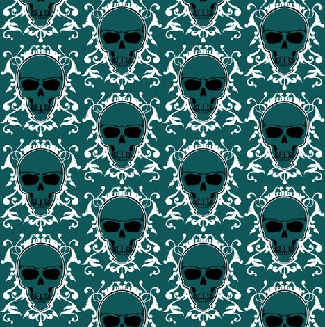 Skeletal Damask