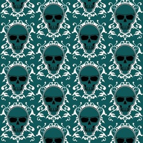 Skeletal Damask