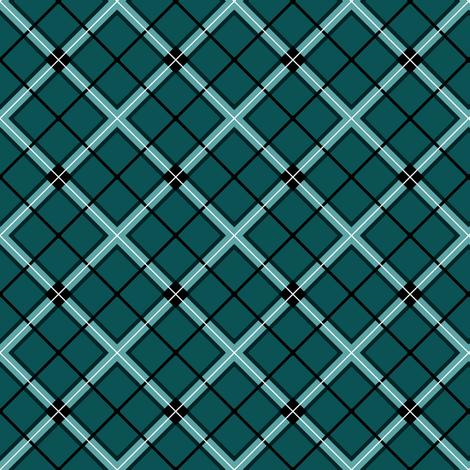 Crossed Plaid 1