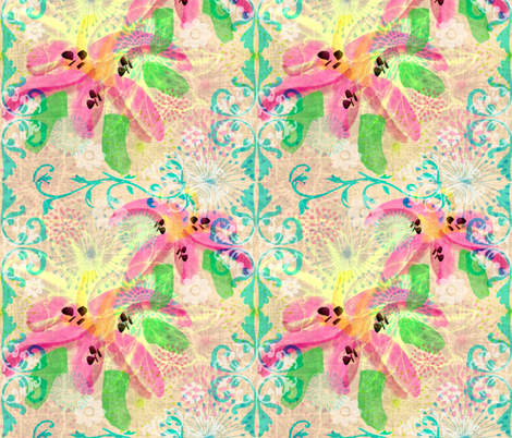 Spring Time Fun fabric by tiffanyhoward on Spoonflower - custom fabric