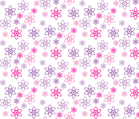 Atomic Scince (Pink and Purple)