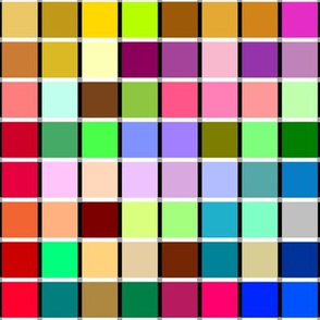 ColorsToScreenMatchTest