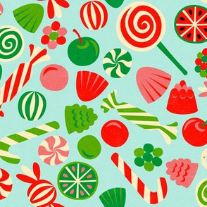 Assorted Candy Mint