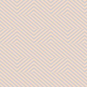 Pink and Silver Stripe_Zigzag Mix