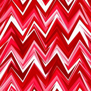 ruby chevron