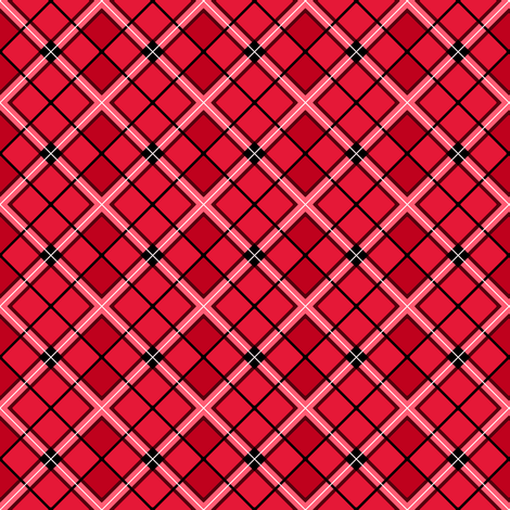 Crossed Plaid 2