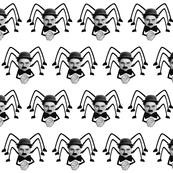 CHARLIE CHAPLIN GENTLEMAN SPIDER