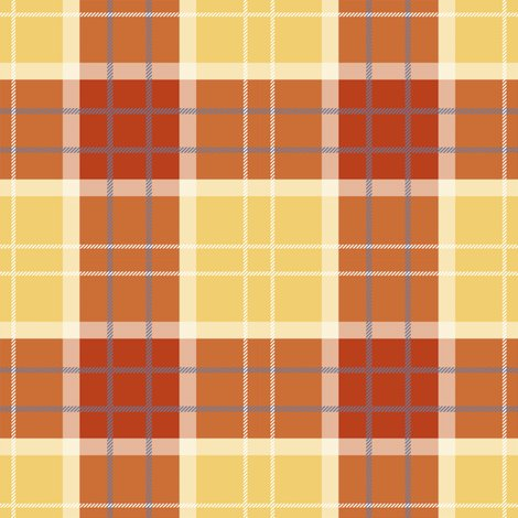 Rcraigowan_tartan____rococo_gold__white__turkey_red_and_chevalier__peacoquette_designs___copyright_2014_shop_preview