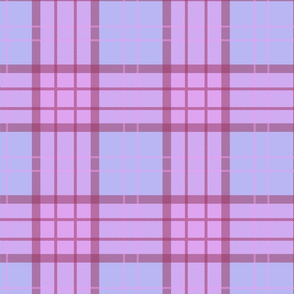 Craigowan Tartan ~ Provence ~ Eponine, Dalliance and Regency