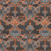 Rwilliam_morris___growing_damask___nouveau___reverse__grey_on_marquise__peacouette_designs___copyright_2014_shop_thumb